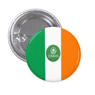 Pin irlandés de O'Bama