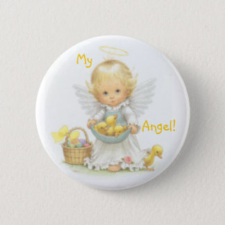 Pin My Angel Pin