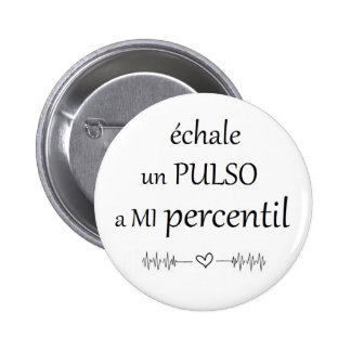 Pin of pulse to the percentile