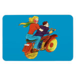 Pin-Para arriba de la motocicleta Imán
