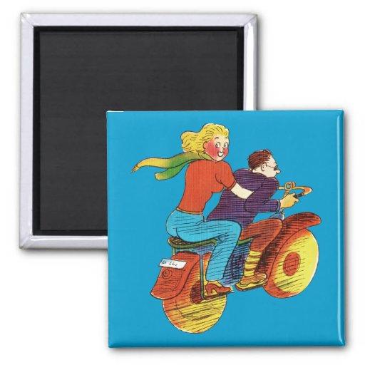 Pin-Para arriba de la motocicleta Imanes