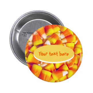 Pin personalizado pastillas de caramelo del botón