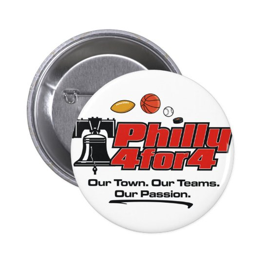 Pin - Philly 4 for 4