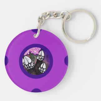 Pin&Pon Popbarnacle Keychain