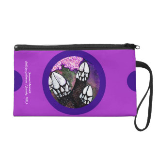 Pin&Pon Popbarnacle Wristlet Purse