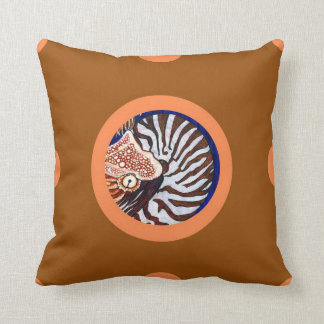 Pin&Pon Popopilus Throw Pillow