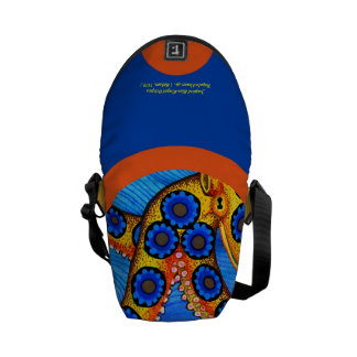 Pin&Pon Popopussy Messenger Bag