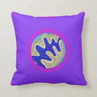 Pin&Pon Poptridacna Throw Pillow