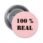 """Pin real del """"100%"""""""