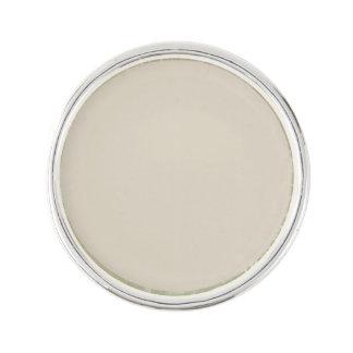 Pin redondo blanco de la solapa del hueso