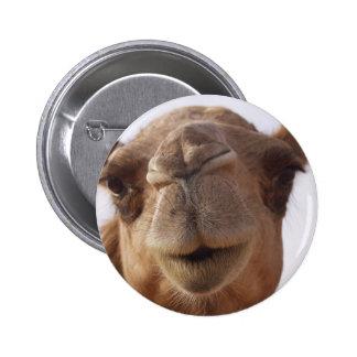 Pin redondo del camello