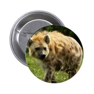Pin redondo del Hyena
