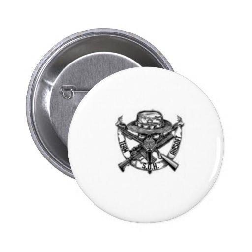Pin SDH TEAM Pin Redondo 5 Cm