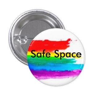 Pin seguro del espacio pin redondo 2,5 cm