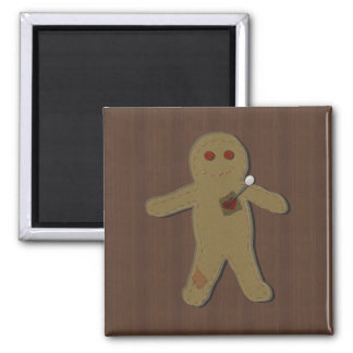 Pin the Curse on the Voodoo Doll Magnet