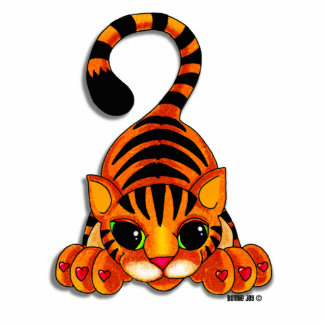 Pin - Tiggy el tigre Esculturas Fotograficas