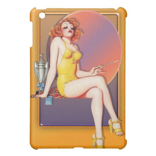 PIN UP COVER FOR THE iPad MINI