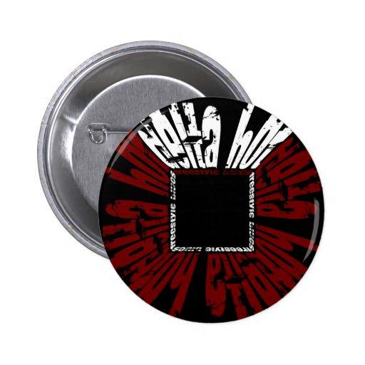 Pin-up Cube Botón