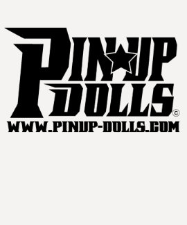 Pin Up Doll Baseball Tee