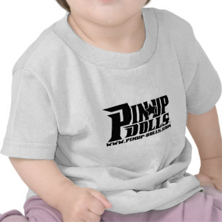 Pin Up Doll Infant T-shirt