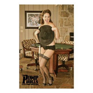 Pin Up Doll Poster Collection