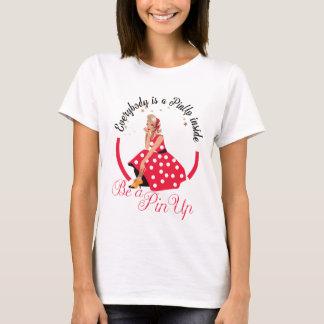 Pin Up Dotty T-Shirt
