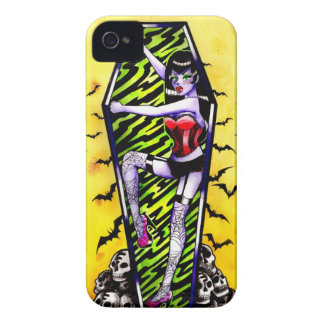 Pin Up Ghoul - Vampire Case-Mate iPhone 4 Case