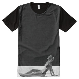 Pin Up Girl All-Over-Print T-Shirt