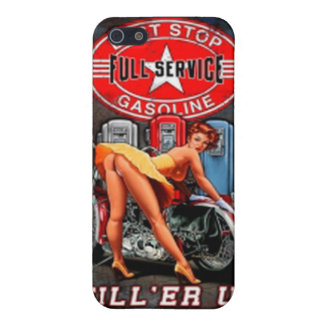 Pin-Up Girl Art Hot Babe iPhone 5/5s Case