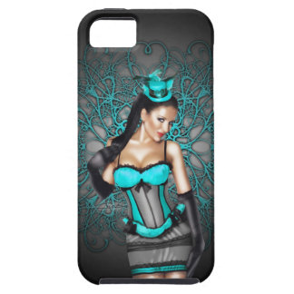 Pin-up girl Cherie Cairo by Chadin » iPhone 5 Case