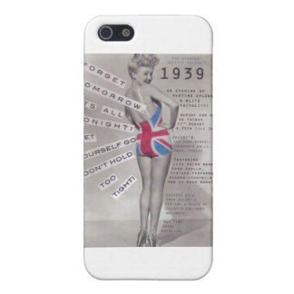 Pin-up girl i-phone case for iPhone SE/5/5s