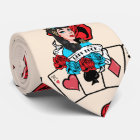 Pin-up Girl, Rock-A-Billy Neck Tie