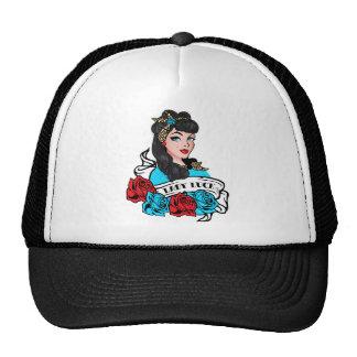 Pin-up Girl, Rock-A-Billy Trucker Hat