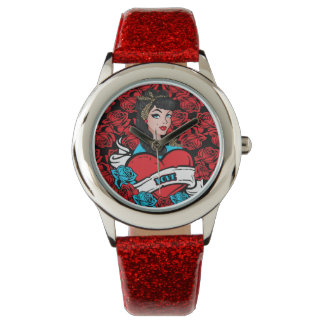 Pin-up Girl, Rock-A-Billy Watches
