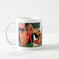 Pin Up Girls World War 2 Mug mug