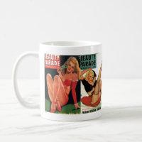 Pin Up Girls World War 2 Mug mug