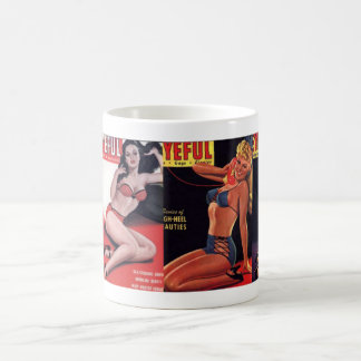 Pin Up Girls World War 2 Mug