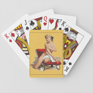 Pin-up Playing Cards