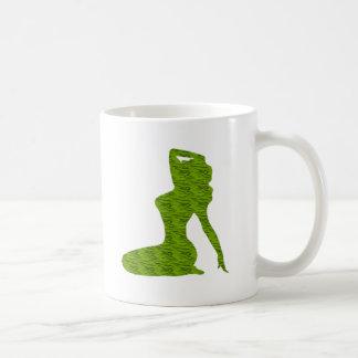 Pin Up Tigers Coffee Mug