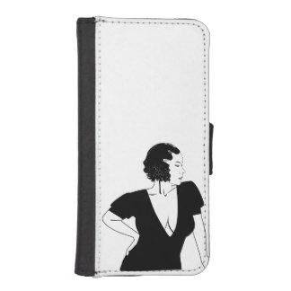 Pin up wallet case phone wallet case
