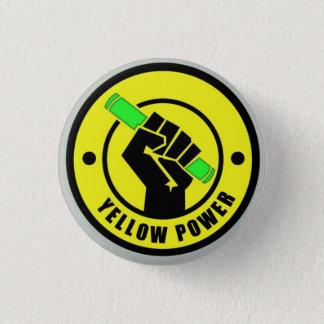 Pin Yellow Power