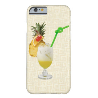Pina Colada Barely There iPhone 6 Case