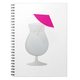 Pina Coladas Note Book