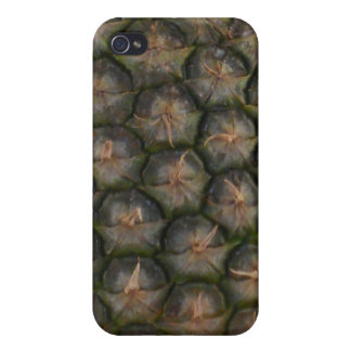 Piña Comosus iPhone 4/4S Carcasas