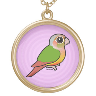 Piña Conure Verde-cheeked de Birdorable Joyeria Personalizada