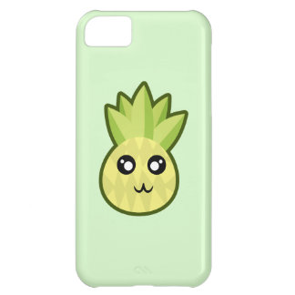 Piña de Kawaii Funda Para iPhone 5C