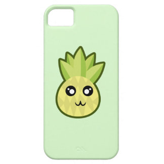 Piña de Kawaii iPhone 5 Funda