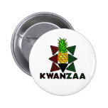 Piña de Kwanzaa - primera fruta Pins