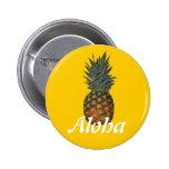 Piña de la hawaiana pin