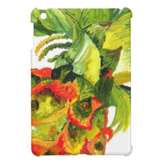 Piña de oro (arte de Kimberly Turnbull) iPad Mini Cárcasas